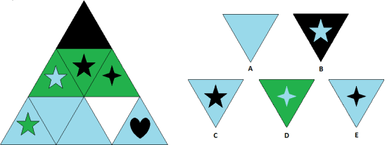 puzzle triangulos